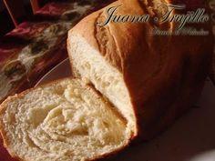 Pan campesino con panificadora. Receta Bread Machine Recipes, Bread Recipes, Vegan Recipes, Vegan Food, Mexican Bread, Tasty, Yummy Food, Our Daily Bread, Pan Bread
