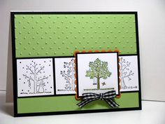 A Tree For All Seasons (319) by atsamom - Cards and Paper Crafts at Splitcoaststampers