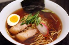 How to Make Shoyu Ramen at Home  With a lot of help from Takashi's Noodles.