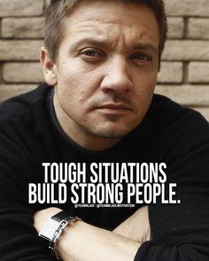 Motivation Mindset Hustle On Instagram Tough Situations Create Tough People Follow Teambladi Motivation For More Motivational And Inspirational