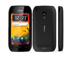 Nokia N603 черный
