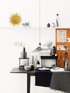 How Magazines Style Interior Photo Shoots