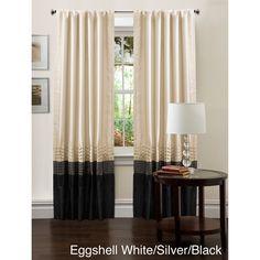 Mia 84-inch Curtain Panel Pair   Overstock.com
