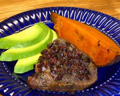Cocoa Nib Steak! #Paleo #Glutenfree #Recipe