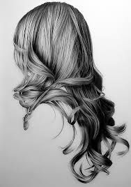 cool hair drawings - Google Search