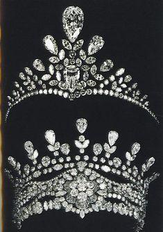 Tiaras da Princesa Murat, Egito