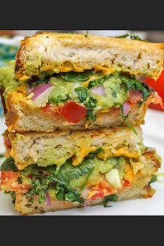 I love sandwiches :D