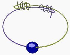Picture instruction Sliding knot - Diy Jewelry best of 2019 Diy Jewelry To Sell, Diy Jewelry Tutorials, Diy Jewelry Making, Jewelry Crafts, Jewelry Knots, Bracelet Knots, Beaded Jewelry, Jewellery Organizer Diy, Diy Jewelry Holder