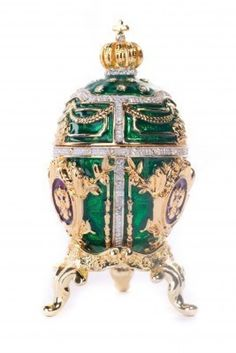 Frivolous Fabergè Fancies ❤