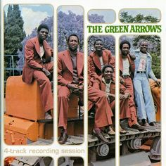 An awesome funky grooves from 70's Zimbabwean band The Green Arrows