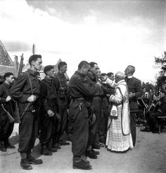 New Liturgical Movement: Mass During Wartime