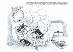 Výsledek obrázku pro pracovní list včely Jar, Google, Jars, Glass
