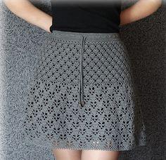 Спідниця АНТРАЦИТ гачок Source by allaudod y faldas Crochet Skirt Pattern, Crochet Skirts, Knit Skirt, Crochet Clothes, Crochet Patterns, Black Crochet Dress, Crochet Blouse, Crochet Lace, Crochet Woman