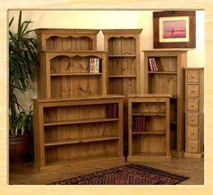 bookcases aka bookshelves