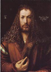 Hey Kids, Meet Albrecht Dürer - http://makingartfun.com/htm/f-maf-art-library/albrecht-durer-biography.htm