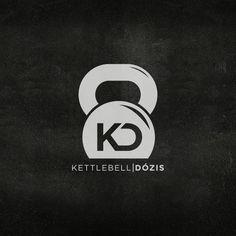 Kettlebell logo, 2016. #logodesign #somoskoi