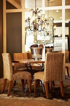 comedores mimbre espejo espejos en las paredes comedores cocina comedores oscuros elegante comedor juegos de comedor sillas de comedor
