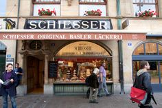 Schiesser Chocolate shop!