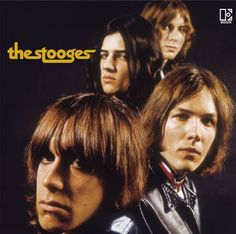 The Stooges (LP) ~ Iggy & The Stooges