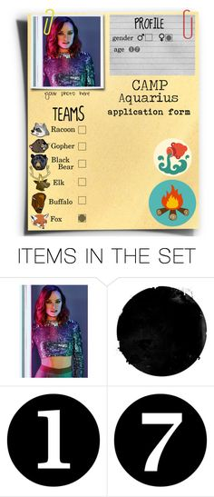 """""""Camp Aquarius Audition"""" by the-fault-in-our-paper-towns ❤ liked on Polyvore featuring art"""