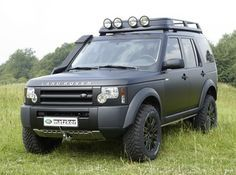 land rover discovery 3 roof rack - Google Search