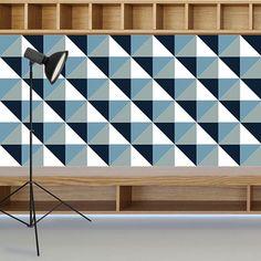 M² Azulejos Kit Triângulo 1 na Loja Lurca http://www.lurca.com.br/