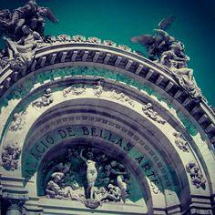 Bellas Artes, México D.F.