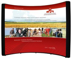 After their name and logo change, Farm Management Canada wanted to replace their…