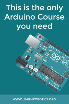 Take our Arduino for Beginner's course and gain skills in electronics and programming. Source by Our Reader Score[Total: 0 Average: Related OLED Display with Arduino IDE Electronics Basics, Hobby Electronics, Electronics Projects, Computer Coding, Computer Programming, Computer Science, Gaming Computer, Arduino Programmer, Python