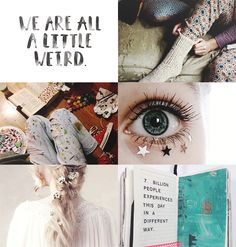"Favorite character aesthetics ↪ Luna Lovegood ""You're just as sane as I am."""