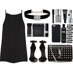 All Simple by tamaramanhardt on Polyvore featuring moda, Opening Ceremony, Isabel Marant, Yves Saint Laurent, Kenneth Jay Lane, NARS Cosmetics, By Terry, Sephora Collection, Make and Smashbox