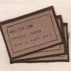 Start spreading the juice pinterest business cards business and handmade business cards with fabric colourmoves