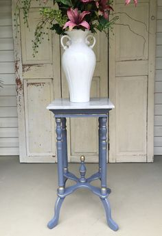 Hey, I found this really awesome Etsy listing at https://www.etsy.com/listing/235299863/antique-marble-top-accent-table