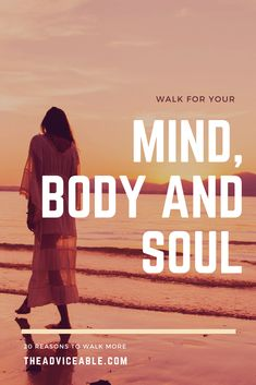 Want to learn how you can almost instantly improve your both your physical and mental health? Here are 20 reasons why you should walk for your mind, body, and soul. Love Wellness, Health And Wellness, Mental Health, Mind Body Soul, Body And Soul, Career Advice, Relationship Advice, Healthy Relationships, Self Improvement
