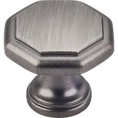 Elements 424 Drake 1-3/8 Inch Diameter Geometric Cabinet Knob