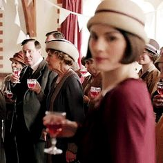 Last Days of Downton... Mary, Season 6 Downton Abbey..