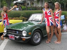 1976 Triumph Laurel Green Ed Czyscon Classic Cars British, British Sports Cars, Triumph Spitfire, Chrysler Pacifica, Jeep Liberty, Sport Cars, Vintage Cars, Cool Cars, Convertible
