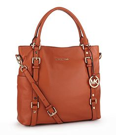 oh sarah, he's playing your tune....michael kors and burnt orange!