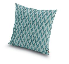 SESTRIERE cushion @MissoniHome
