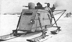 Engines of the Red Army in WW2 - NKL-26 Aerosan