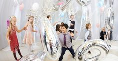 Win £200 of Monsoon kids' partywear vouchers - Competitions - Junior