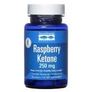 Trace Minerals Research Raspberry Ketone 250mg: If you want to burn fat all over your body, try this raspberry ketone supplement. Raspberry ketone is the primary aroma compound of red raspberries, and is a safe & healthy supplement with no side effects. This compound regulates adiponectin, a hormone that causes your body too boost metabolism. But, you must also exercise & eat right, as with all supplements. Another Dr. Oz recommendation…