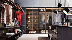 Gliss Master satisfies the desire for a new series of wardrobes that are at once technologically and aesthetically avant garde. Gliss Master is a fortunate combination of purity of forms, use of materials and exclusive technologies that gives rise to a functional...