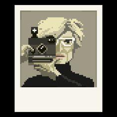 loop artist pixelart andy warhol gavin reed trending #GIF on #Giphy via #IFTTT http://gph.is/1OIZf5w