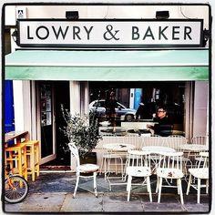 Lowry & Baker, W10. | 25 Unmissable Coffee Shops In London