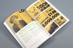 2012 / 13 FPO Awards on Editorial Design Served