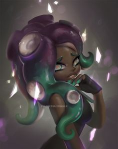 Marina  by picopepin.tumblr.com