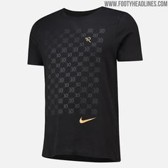 The Nike Ronaldinho collection celebrates the Brazilian legend with stylish looks. Sport Outfits, Girl Outfits, Dri Fit T Shirts, Fitness Outfits, Shirt Ideas, Soccer, Menswear, Mens Fashion, Dark