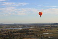 Gold Coast Australia, Hot Air Baloon