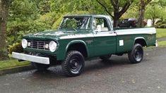 1965 Dodge Power Wagon 200 4x4, via BAT